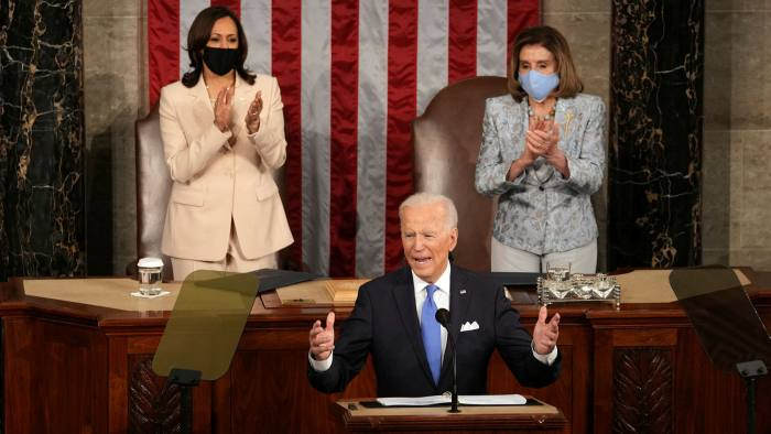 Sự kiện 100 ngày đầu tiên của Tổng thống Joe Biden