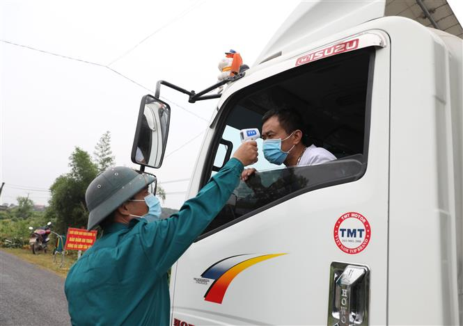 Chiều 25/5, ghi nhận trên 300 công nhân ở Bắc Giang dương tính với SARS-CoV-2