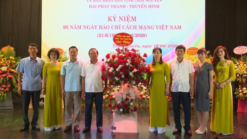 Đài PT-TH Thái Nguyên: Kỷ niệm 95 năm ngày Báo chí cách mạng Việt Nam