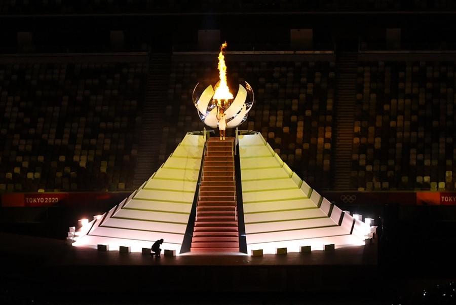 Khai mạc kỳ Olympic đặc biệt