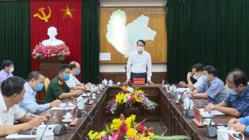 Thái Nguyên: Họp Ban Chỉ đạo phòng, chống dịch COVID-19