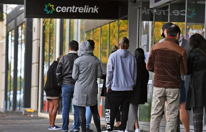 Hơn một triệu người Australia lâm vào cảnh thất nghiệp