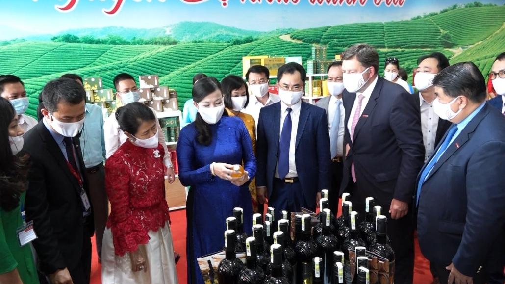 Khẳng định thương hiệu các sản phẩm của Thái Nguyên trên thị trường