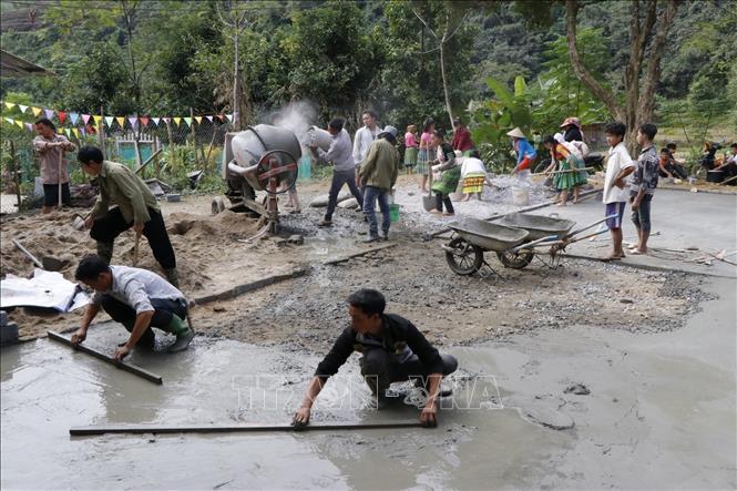 Điều chỉnh dự án hỗ trợ các xã đặc biệt khó khăn thuộc Chương trình 135