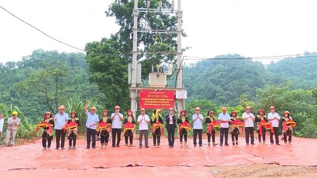 """Thái Nguyên: hoàn thành xóa xóm """"trắng"""" về điện"""