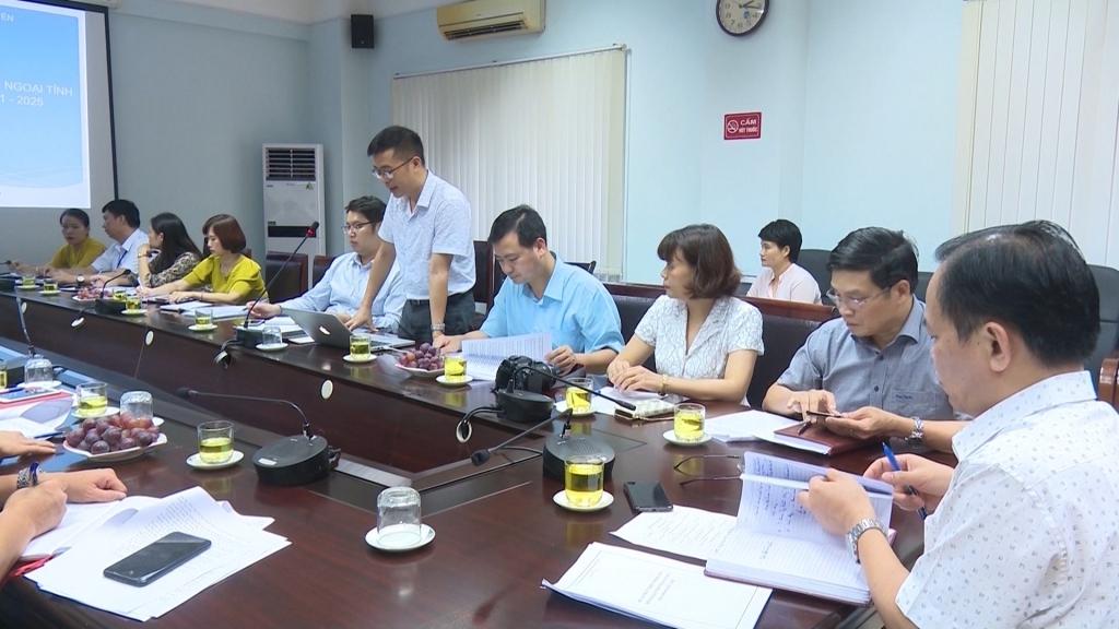 Góp ý Đề án thông tin đối ngoại tỉnh Thái Nguyên giai đoạn 2021-2025