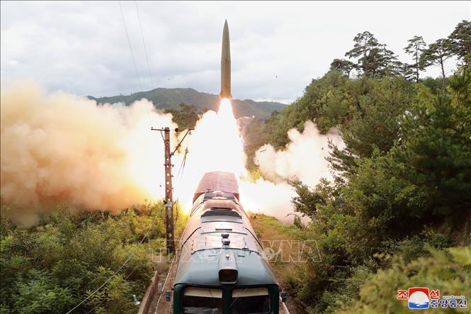 HĐBA LHQ quan ngại sau vụ thử tên lửa của Triều Tiên