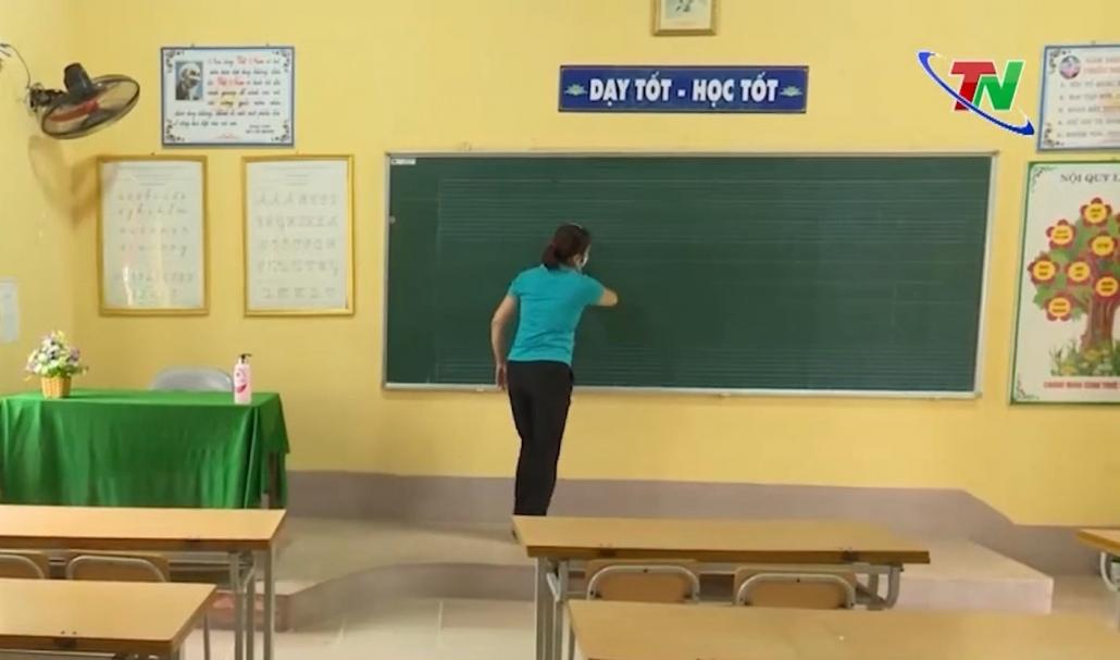 Vùng cao sẵn sàng năm học mới