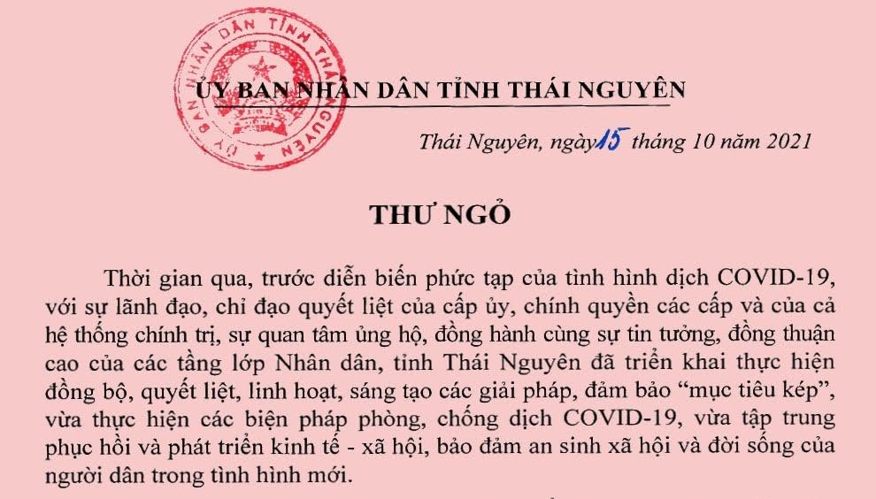 Thái Nguyên chung tay vì người nghèo