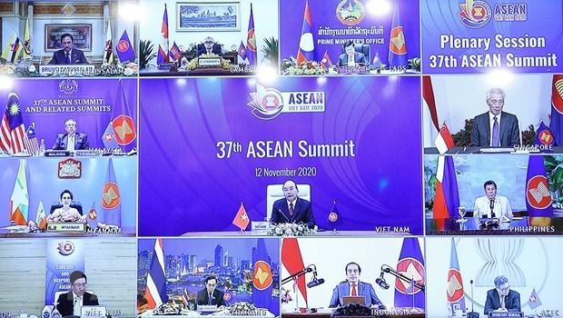 Tuyên bố Chủ tịch Cấp cao ASEAN lần 37: Gắn kết và chủ động thích ứng