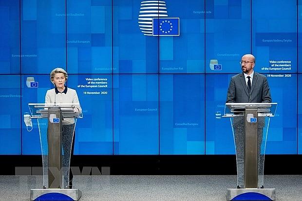 EU kêu gọi G20 thúc đẩy kế hoạch hướng tới tương lai bền vững hơn | Châu Âu | Vietnam+ (VietnamPlus)