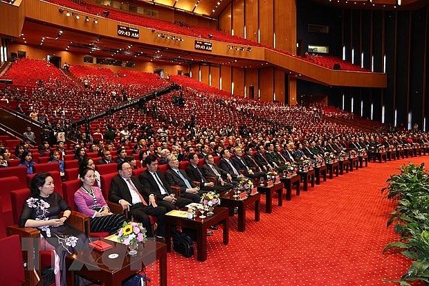 Kỷ niệm 90 năm Ngày thành lập Mặt trận Dân tộc Thống nhất Việt Nam   Chính trị   Vietnam+ (VietnamPlus)