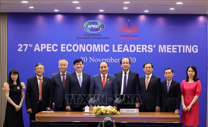 Tầm nhìn APEC đến năm 2040 - Dấu mốc mới định hướng tương lai APEC và khu vực châu Á - Thái Bình Dương