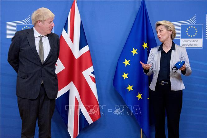Khởi đầu mới của mối quan hệ hậu Brexit
