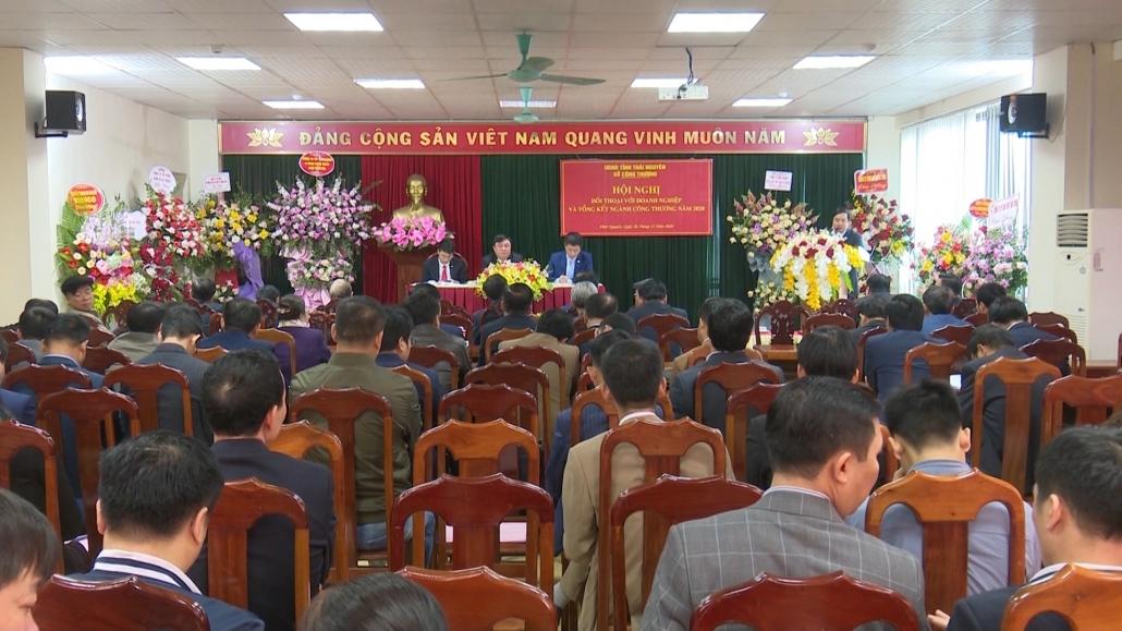 Ngành công thương đóng góp lớn cho tăng trưởng Thái Nguyên
