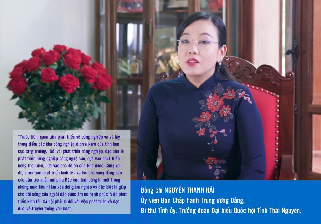 [Megastory] Thái Nguyên chào năm mới 2021 - Nhìn lại và tiến bước