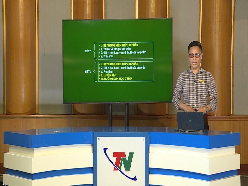"""Lịch phát sóng chương trình """"Ôn tập chương trình phổ thông năm 2020"""" ngày 28/4/2020"""