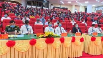 Đại hội Đại biểu Đảng bộ Khối các cơ quan tỉnh lần thứ XV, nhiệm kỳ 2020-2025