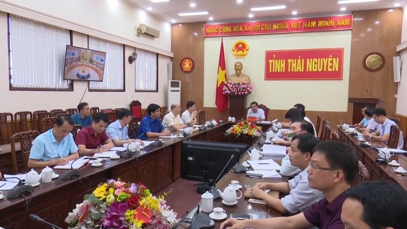 Hội nghị trực tuyến của Ủy ban Quốc gia về chính quyền điện tử
