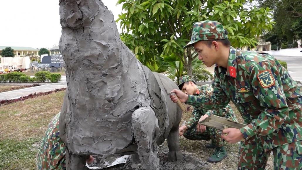 Thái Nguyên đón thanh niên hoàn thành nghĩa vụ quân sự năm 2019