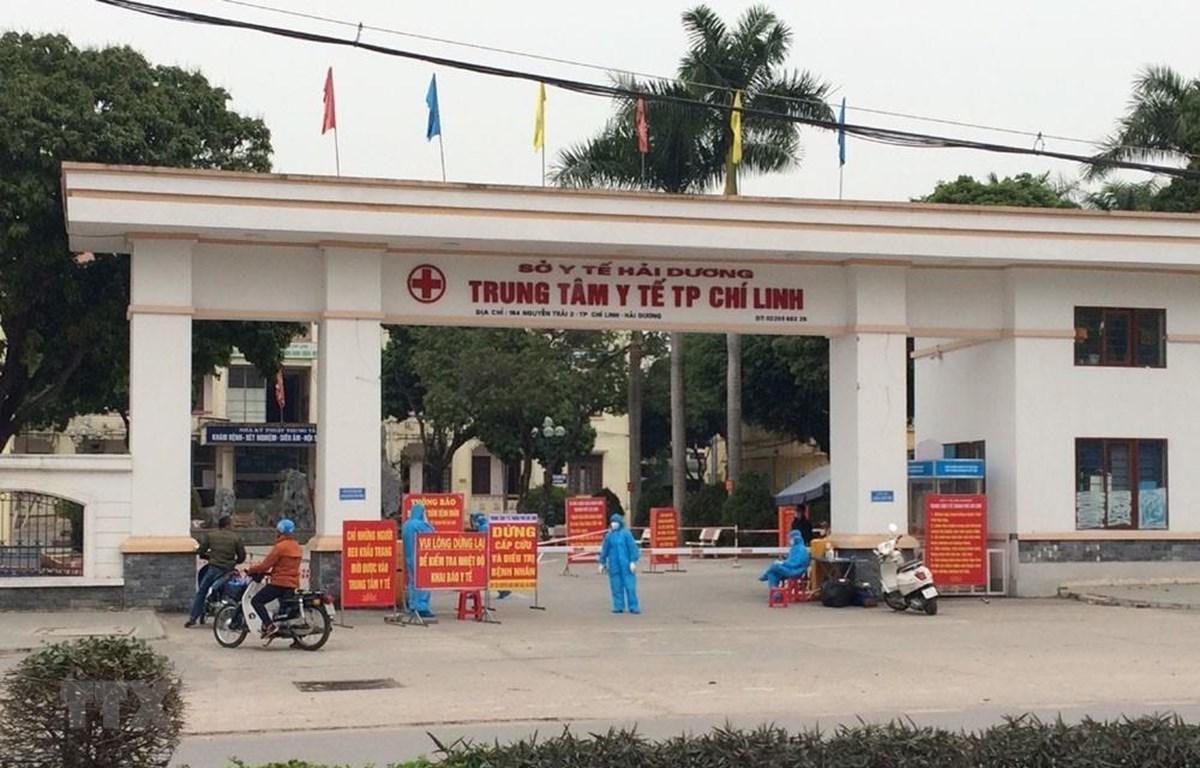 Việt Nam ghi nhận thêm 34 ca mắc mới COVID-19 trong cộng đồng