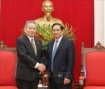 doan dai bieu dang cong san nhat ban tham viet nam
