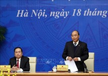 thu tuong nguyen xuan phuc chu tri lam viec giua chinh phu va mttq viet nam