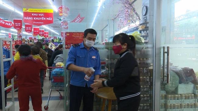 Siết chặt các biện pháp phòng chống dịch bệnh Covid-19