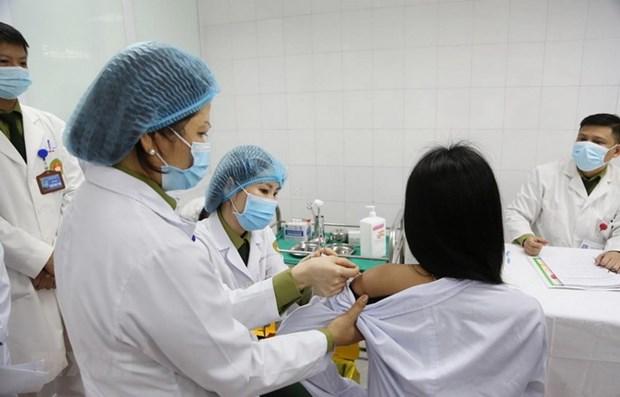 Rút ngắn một nửa thời gian nghiên cứu vắcxin Nano Covax