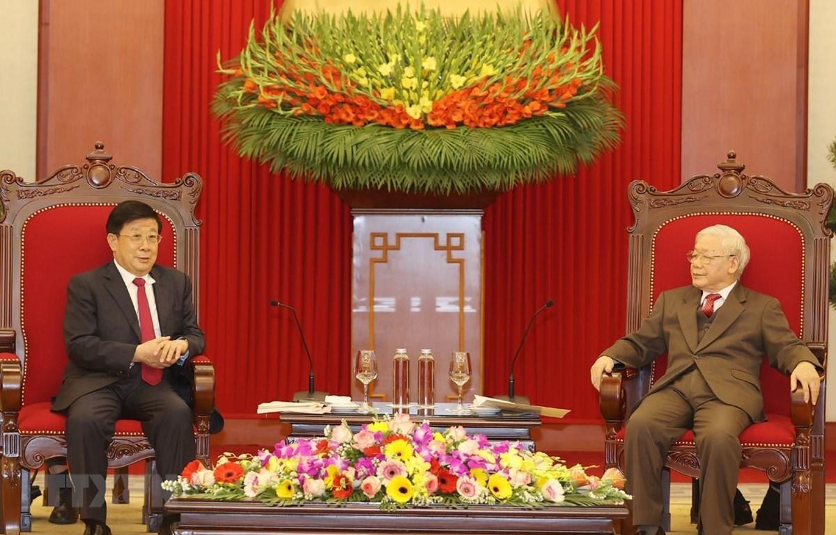 Củng cố, phát triển mối quan hệ láng giềng hữu nghị Việt-Trung