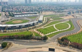Hoãn chặng đua F1 tại Hà Nội do ảnh hưởng của dịch COVID-19