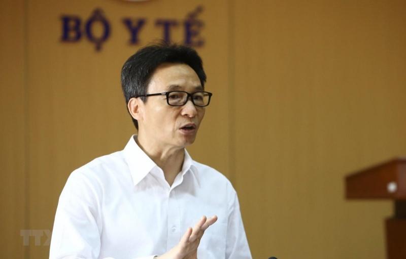 Phó Thủ tướng Vũ Đức Đam: Việt Nam kiểm soát được tình hình dịch COVID-19
