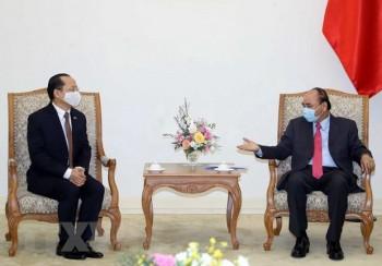 Việt Nam hỗ trợ Campuchia thiết bị y tế, kit xét nghiệm SARS-CoV-2