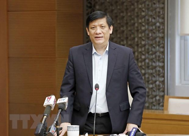 Ngày 8/3 sẽ bắt đầu tiêm vắcxin phòng COVID-19 tại Việt Nam