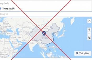 Facebook sửa sai sót hiển thị tên quần đảo Trường Sa, Hoàng Sa