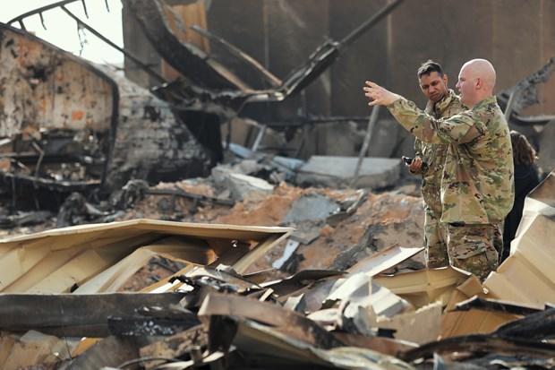 Iran cảnh báo sẽ tấn công đáp trả nhằm vào các căn cứ quân sự Mỹ