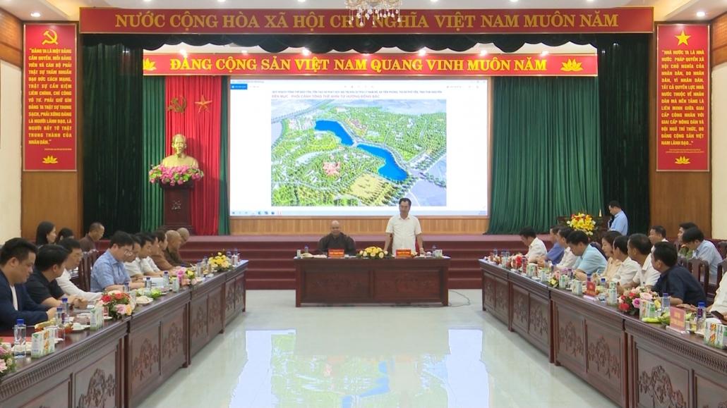 Đưa Khu Di tích Lý Nam Đế trở thành thương hiệu của Quốc gia