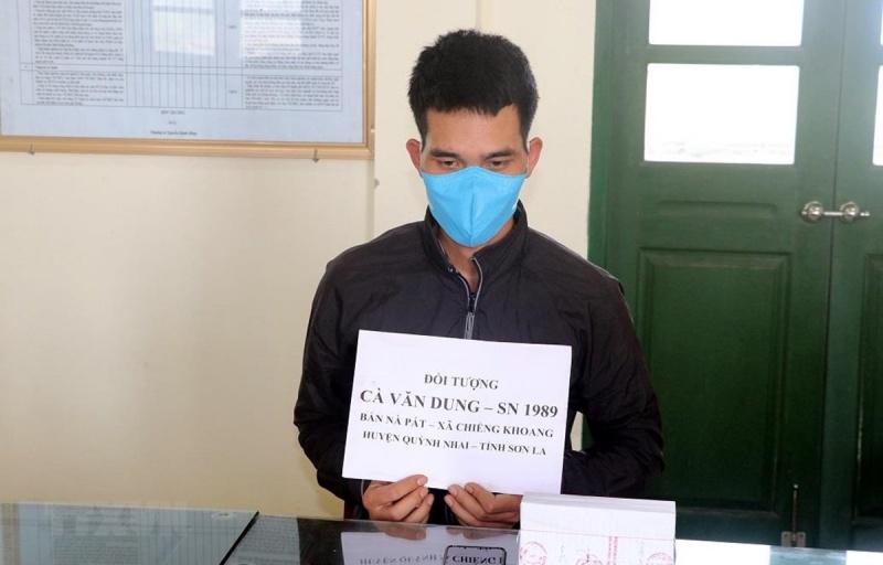 Bộ đội Biên phòng Nam Định bắt kẻ mang theo 4.000 viên ma túy