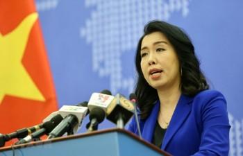 Việt Nam bác bỏ quyết định đơn phương 'cấm đánh bắt cá ở Biển Đông'