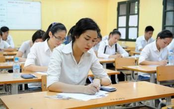 Bộ Giáo dục và Đào tạo công bố dự thảo Quy chế thi tốt nghiệp THPT