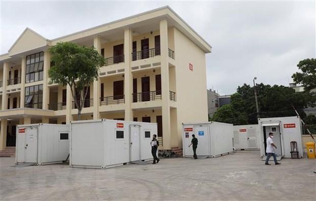 Giãn cách xã hội toàn thành phố Bắc Giang để phòng, chống COVID-19
