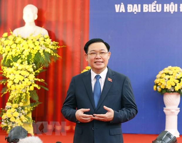 Chủ tịch Quốc hội: Cuộc bầu cử được tổ chức với tinh thần sáng tạo