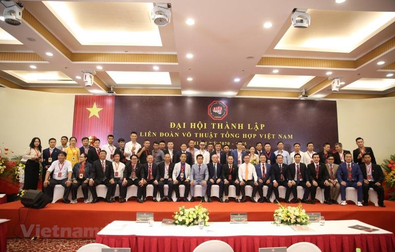 Chính thức thành lập Liên đoàn Võ thuật tổng hợp Việt Nam (VMMAF)
