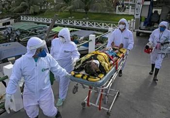 Dịch COVID-19: Châu Mỹ vẫn là điểm nóng, Hàn Quốc thêm 57 ca nhiễm