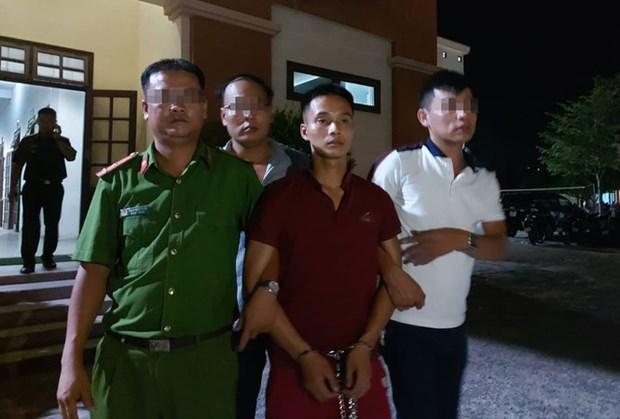 Đã bắt được đối tượng Triệu Quân Sự sau nửa tháng trốn khỏi trại giam