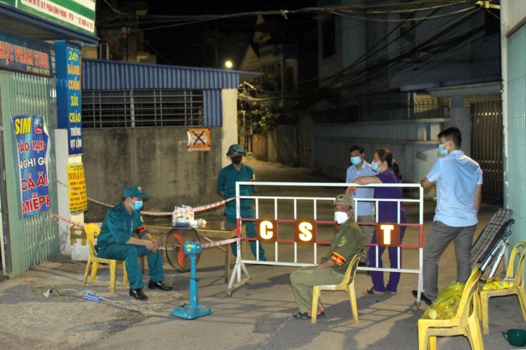105 mẫu xét nghiệm của TP. Thái Nguyên có kết quả âm tính