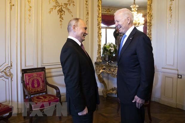 """Bước khởi đầu cho quá trình """"phá băng"""" quan hệ song phương Nga-Mỹ"""