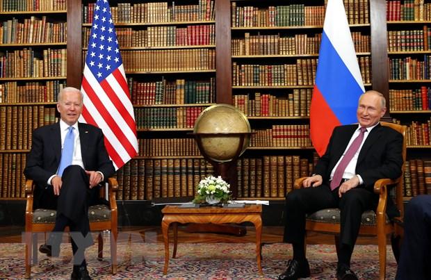 Cuoc gap Putin-Biden: Nga-My ra Tuyen bo chung ve on dinh chien luoc hinh anh 1