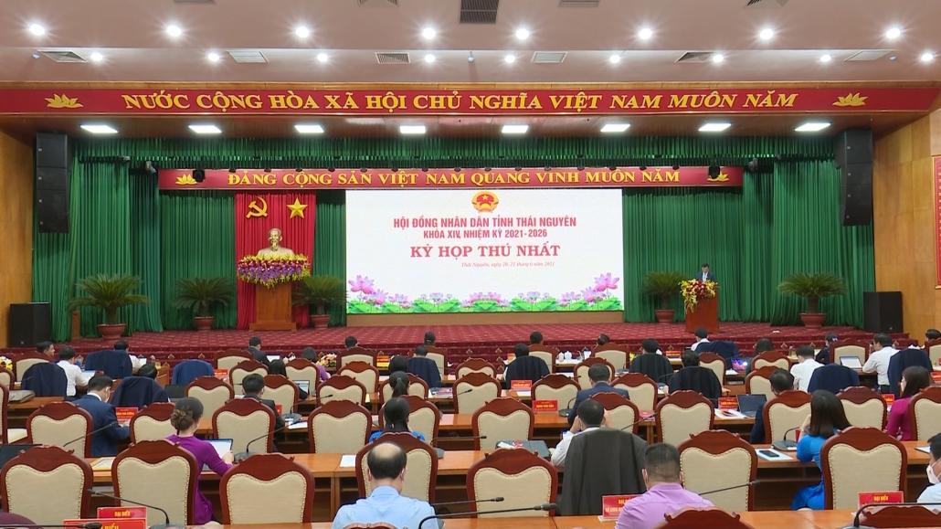 Phiên trù bị Kỳ họp thứ nhất, HĐND tỉnh Thái Nguyên khóa XIV