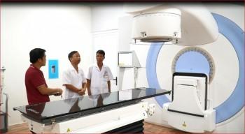 Trung tâm ung bướu Thái Nguyên ứng dụng tiến bộ KHKT trong chẩn đoán, điều trị bệnh